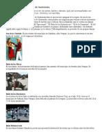 Danzas Folclóricas Nacional de Guatemala
