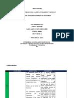 Trabajo Fase 1 Consolidacion de Aportes Individuales-procesos Cognoscitivos Superiores-jose (1)