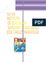 Instituto Superior Tecnologico j c m