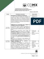 Cronograma Certificación 2015 2016 B