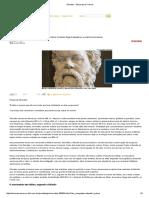 Sócrates - Educar Para Crescer