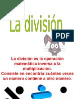 ppt divisiones ( enseñanza)