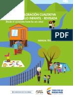 Manual Escala de Valoración Cualitativa de Desarrollo Infantil Revisada_marzo 2017