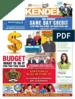 Indian Weekender 26 May 2017