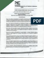 Reglamentos Becas Ayudas Economicas Universidad 26-02-2015