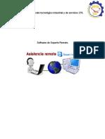 Software de Soporte Remoto