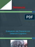 Demencia Pregrado