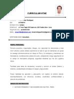 CV Rigger Frank Alvear Rodriguez