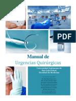 Manual Urgencias I