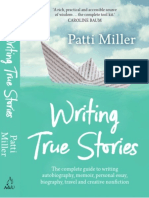 Extract From Writing True Stories by Patti Miller