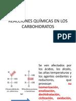 06 Tema Reacciones Químicas en Los Carbohidratos