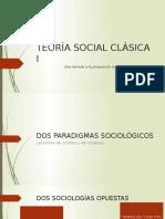 Sociología de La Comunicación - Durkheim