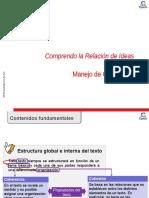 Clase 1 Comprendo La Relación de Ideas en El Texto. Manejo de Conectores 2017 CI