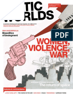 Baltic Worlds. A quarterly scholarly journal and news magazine. Oct. 2009. Vol II :2 From the Centre for Baltic and East European Studies (CBEES ) Södertörn University, Stockholm