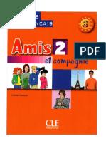 Amis Et Compagnie 2 Unité 1