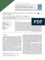 Kelompok 1_Carbonylation of Quaternary Ammonium Salts to Tertiary Amides Using