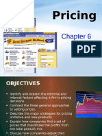 Chapter 6 - Marketing Pricing