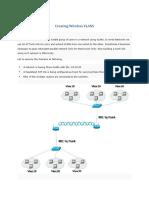 Creating Wireless VLANS