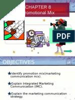Chapter 8 - Marketing Promotional Mix