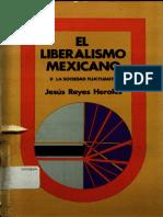 El Liberalismo Mexicano II
