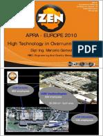 One way clutch brochure from ZEN