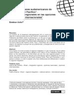 Actis Brasil y Sus Pares Sudamericanos de La Alianza