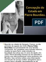 Concepção Do Estado Em Pierre Bourdieu