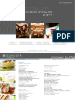 Eventos Sociales 2017 Mayo