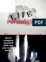Soft  Skills Chapter 1 Personality Development