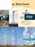 Indian Wind Power, April - May 2016
