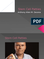 Stemcell Patties