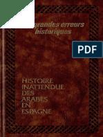 Histoire Inattendu des Arabes en Espagne - André Henri ARGAZ.pdf