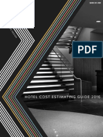 HVS 2016 Hotel Cost Estimating Guide