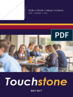 May Touchstone   Trinity Catholic College