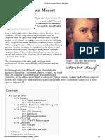 Wolfgang Amadeus Mozart - Wikipedia