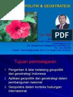 3. GEOSTRATEGI