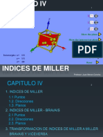 Capitulo IV Indices de Miller_1