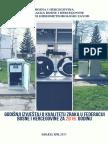 Godisnji izvještaj o kvalitetu zraka u FBiH za 2016 godinu