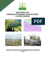 Masterplan Kawasan Ekonomi Khusus KEK Lhokseumawe