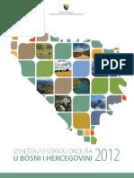 Izvještaj o stanju okoliša u Bosni i Hercegovini