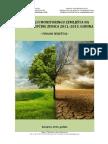 Izvještaj o monitoringu teških metala u biljkama za period 2011-2015