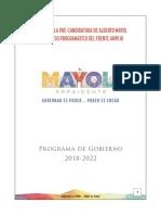 Programa_MAYOL_2018-2022.pdf