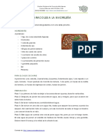 Caracoles a La Madrilena
