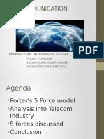 Portersfiveforcesmodelfortelecom 150531173457 Lva1 App6891