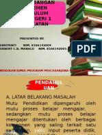 Kelompok 2-Pengembangan Manajemen Kurikulum Sman 1 Pangkatan