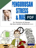 Pengurusan Stres Dan Masa SRU1