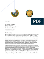 052417 California and Oregon governors salmon disaster letter