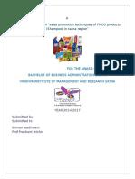 Simran Project Report