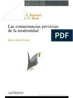 BERIAIN, J. (Comp.) (1996) Las consecuencias perversas de la modernidad_LIBRO.pdf