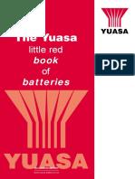 Yuasa Battery Care 110b